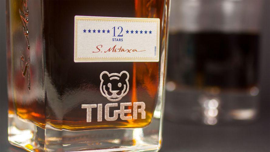 Butelka szklana z wygrawerowanym logo